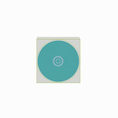 CD Herstellung Papierstecktasche