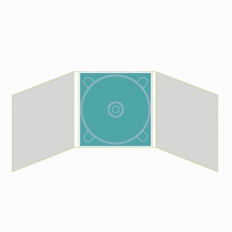 CD-Herstellung Digipack 6-seitig