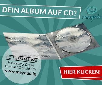 mayodi CD-Herstellung Banner Large Rectangle (336 x 280)
