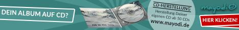 mayodi CD-Herstellung Banner Banner (468 x 60)